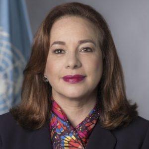 H.E. María F. Espinosa Garcés